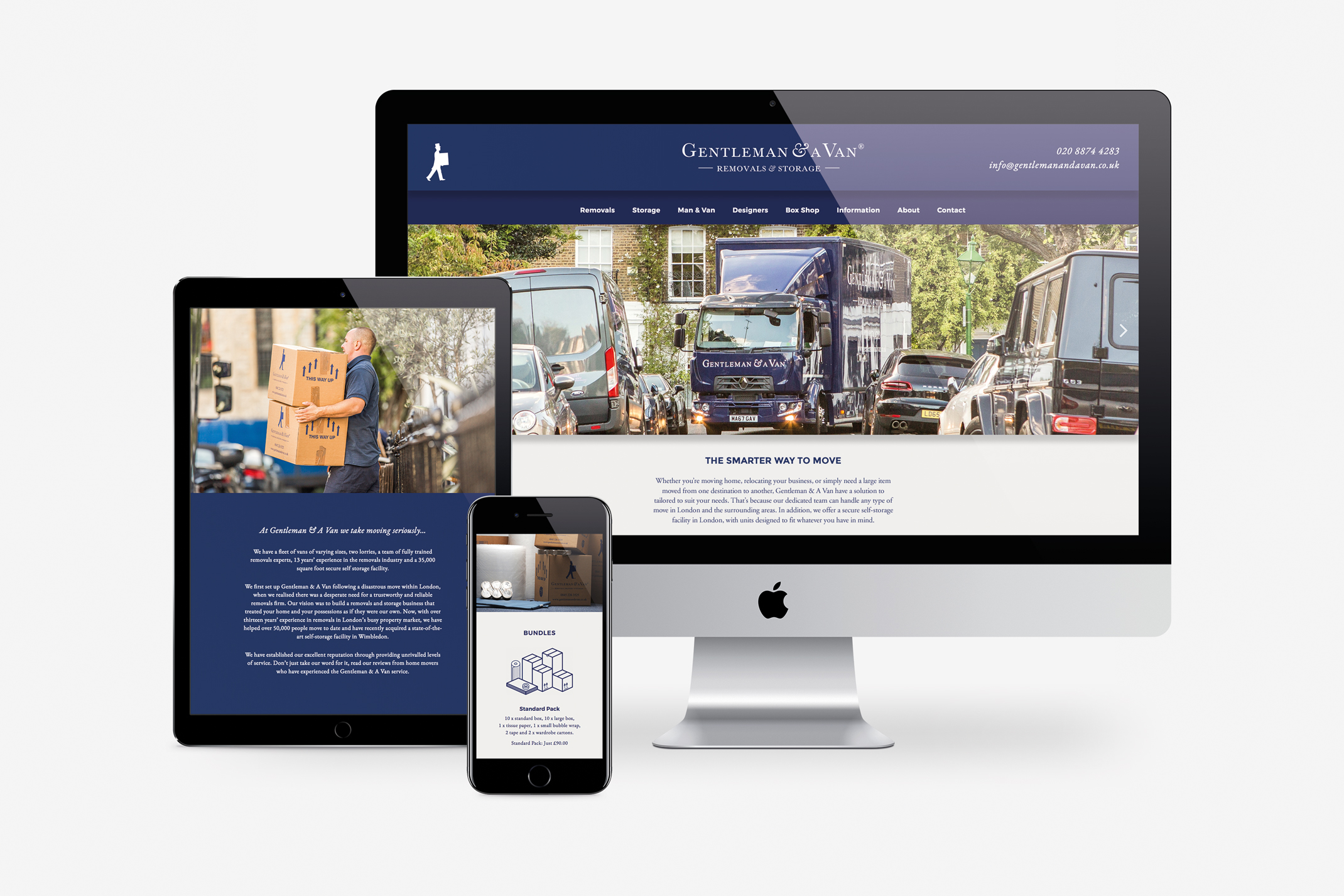 Charlie Smith Design – We love finding solutions to our