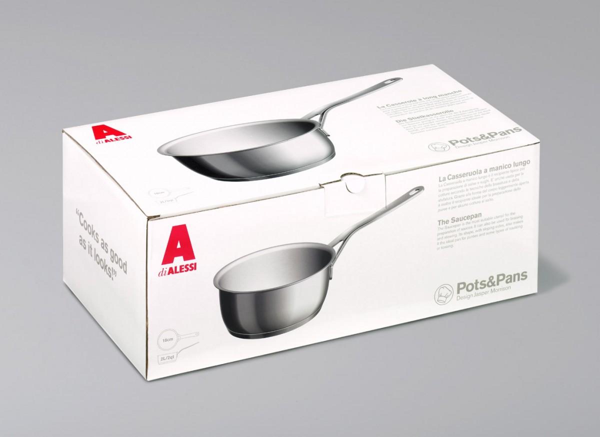 Charlie Smith Design Alessi Kitchenware