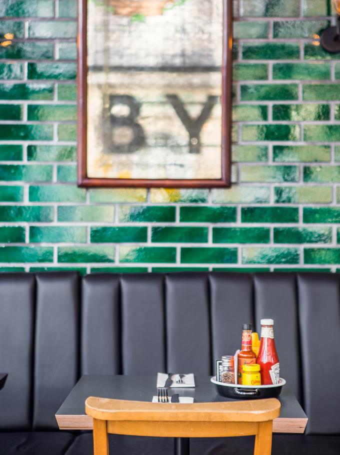 Charlie smith design — byron newcastle signage
