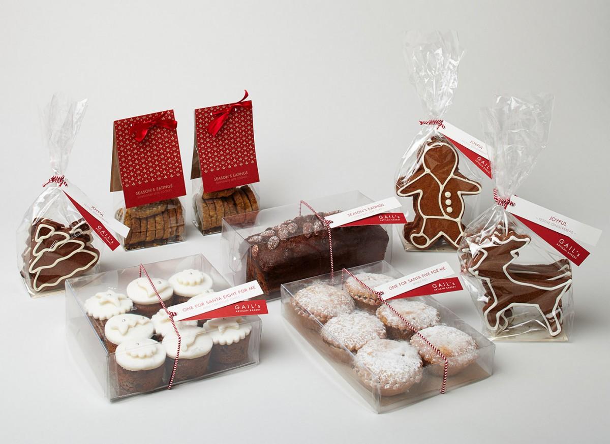 charlie smith design  u2014 packaging gail u2019s christmas