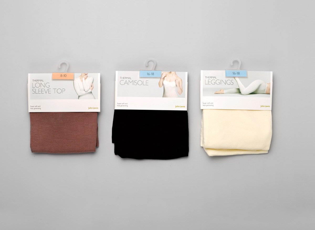 Charlie Smith Design u2014 Shapewear packaging